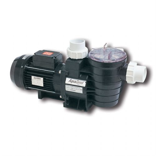 Certikin Aquaspeed Pump - 0.75HP (0.56kW) Single Phase